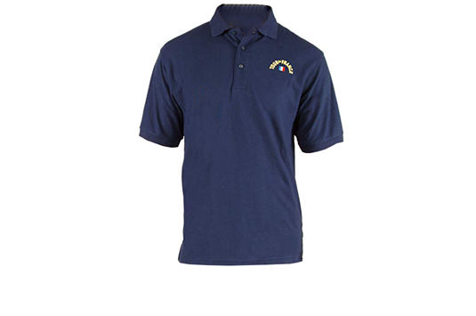 Knitted Heritage Polo