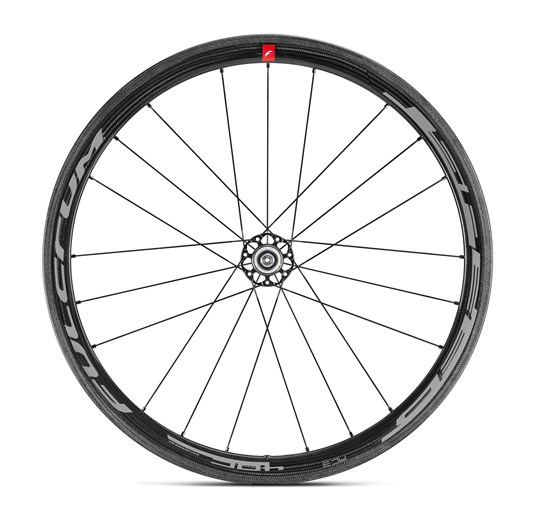 2018 Racing Speed 40c Carbon Wheelset