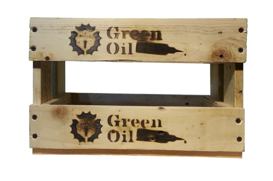 5 Litre Reclaimed Wood Box