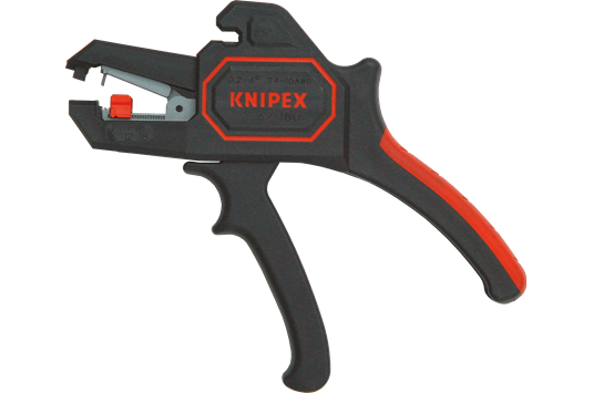 720189 KNIPEX SA Insulation Stripper .2-6.mm