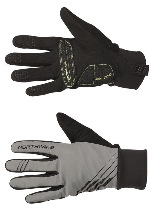Power 3 Full Long Gloves with Gel Pad