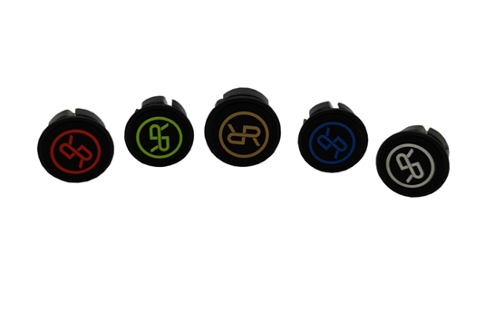 Bar End Plugs - 20 Pairs in Various Colours