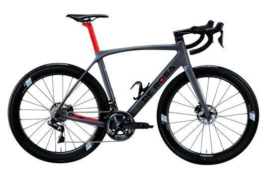 2020 IDOL Ultegra Di2 Wind400 Bike