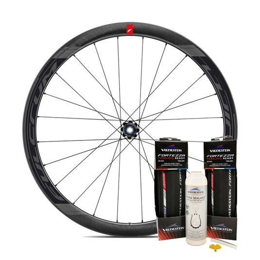 Wind 40DB with Free Tubeless Tyre Bundle