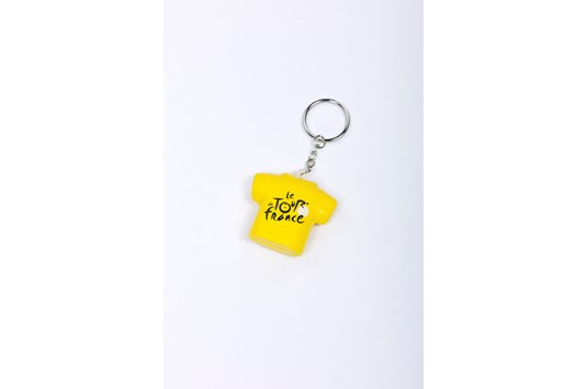Yellow Jersey Keyring