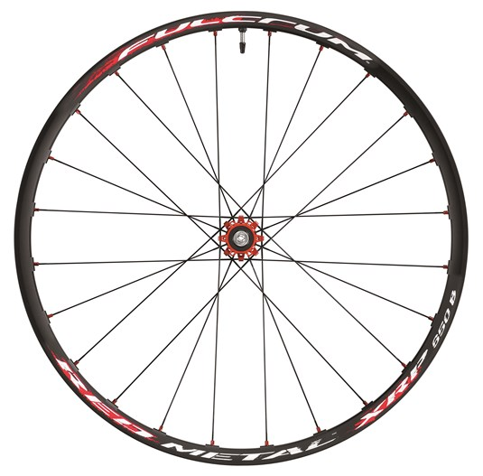 2017 Red Metal XRP 650B Wheels