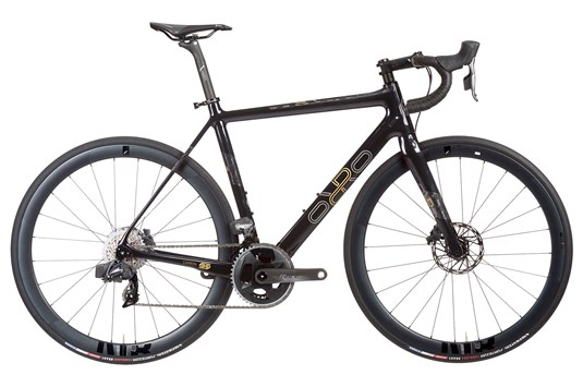 Gold STC Sram Force Etap Tailor Made