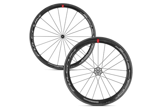 Speed 40C + 55C Clincher Wheelset