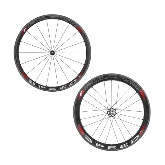 Racing Speed 40T +55T Tubular Wheelset