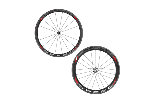 2019 Speed 40T + 55T Tubular Wheelset