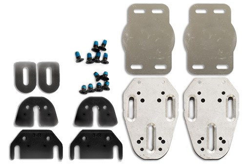 Speedplay 1425 Aero Walkable Cleat Extender Base Plate Kit
