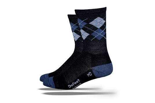 2016 Wooleator 5 Inch Argyle Sock