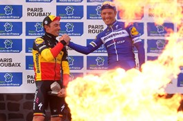 Gilbert Adds Roubaix